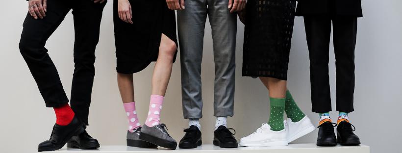 stylové ponožky