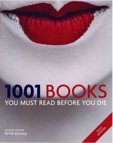 Kniha 1001 BOOKS YOU MUST READ BEFORE YOU DIE