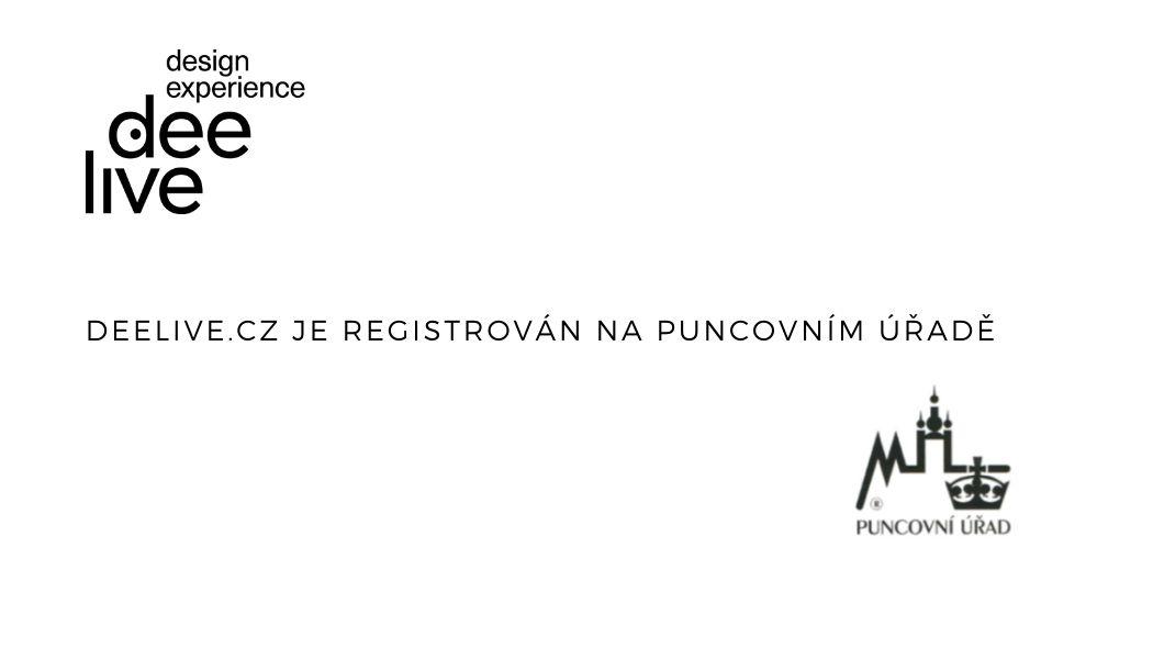 registrace deelive u Puncovního úřadu