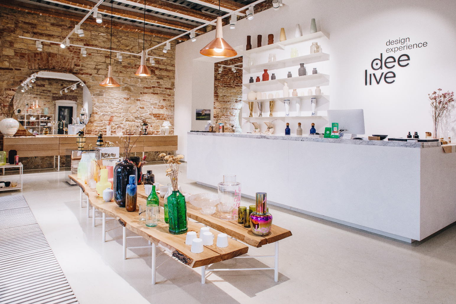 interiér deelive design store